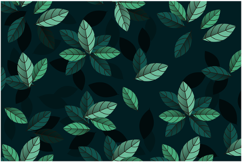 leaves-foliage-plants-pattern-5610361