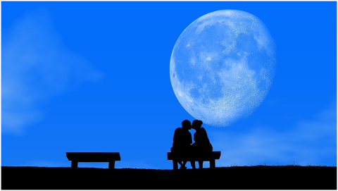 night-moon-sky-blue-couple-love-5028772