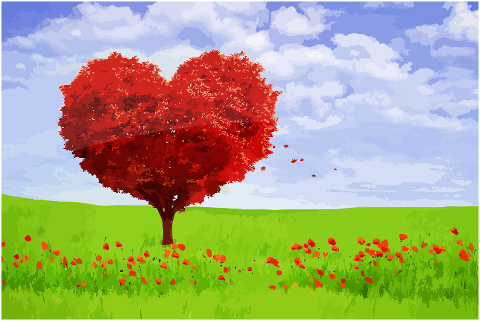 tree-heart-landscape-love-valentine-4520424