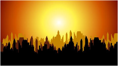 cityscape-skyline-sunset-3995532