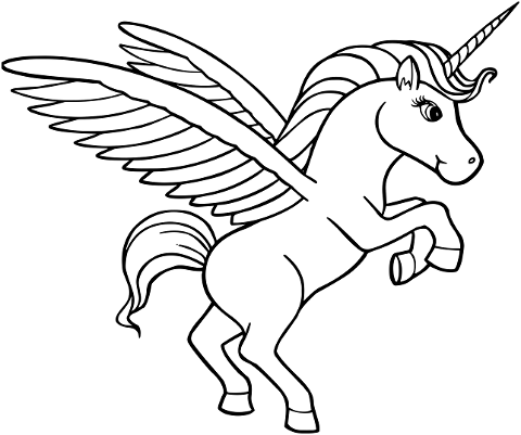unicorn-cartoon-unicorn-line-art-6020521