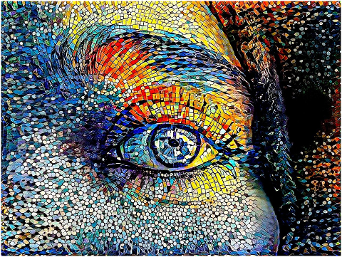 woman-eye-mosaic-sad-alone-lonely-6035010
