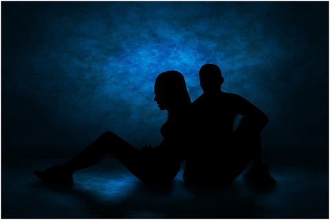 couple-smoke-abstract-silhouette-6155457