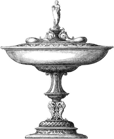 fountain-decorative-line-art-water-6151593