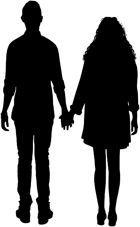 couple-holding-hands-silhouette-5973922