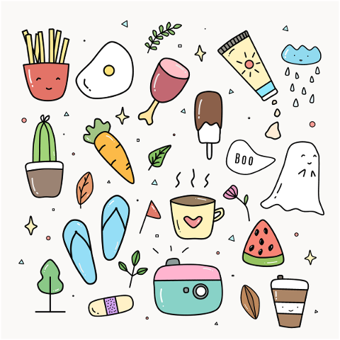 doodle-fun-food-drawing-cute-5548474