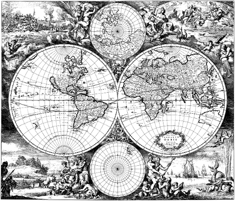 earth-world-map-globe-line-art-5932372