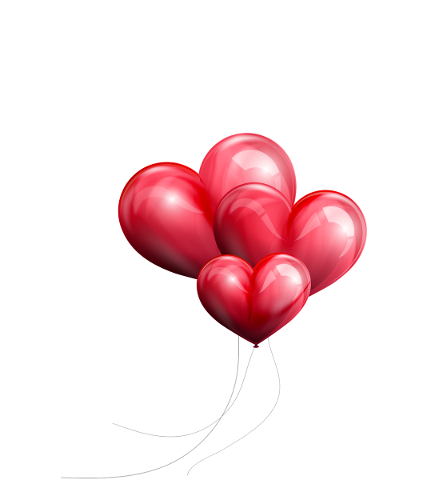 valentine-balloons-colorful-red-4660813