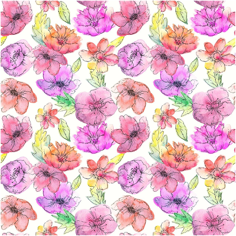 background-flowers-painting-pattern-6167655