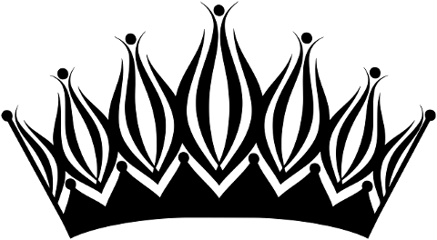 tiara-crown-silhouette-outline-5890099