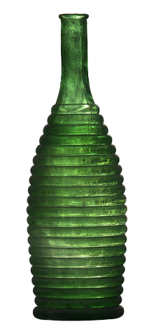 bottle-glass-bottle-green-glass-4648047