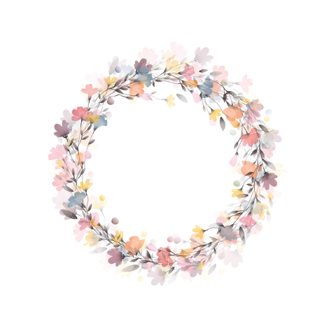 watercolor-flowers-wreath-bouquet-5508762