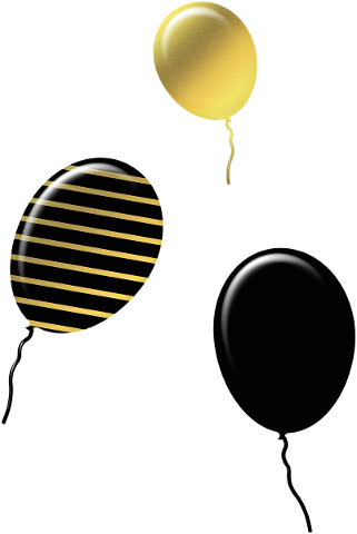 gold-and-black-balloons-ballons-4900939