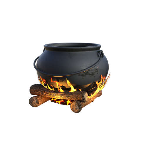 cauldron-wood-fire-creepy-witch-4564688