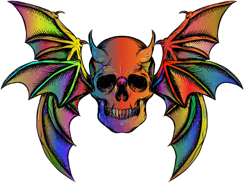 skull-wings-horns-devil-death-5996957