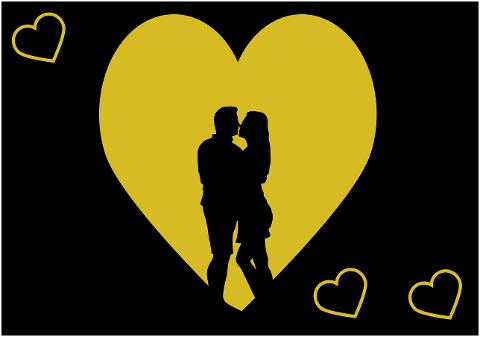 hearts-couple-silhouette-together-5969186