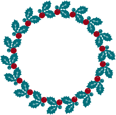 christmas-wreath-holly-nordic-4918392
