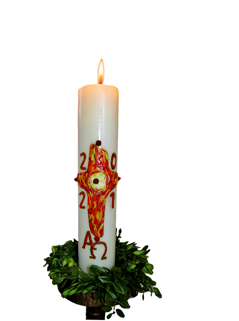 easter-candle-wreath-candle-wax-6020205