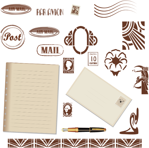 vintage-stationery-pen-art-deco-4774240