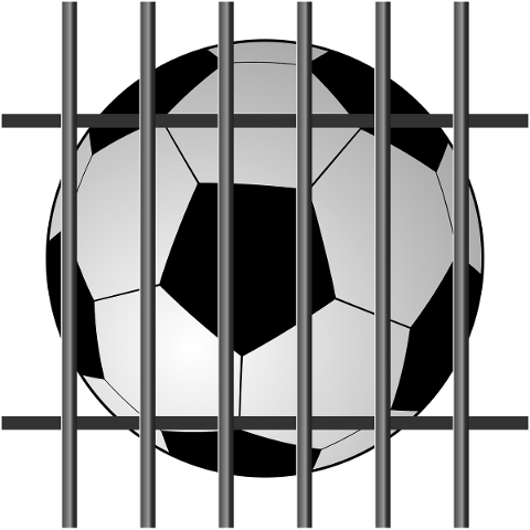 football-ball-grille-prison-ban-5025803