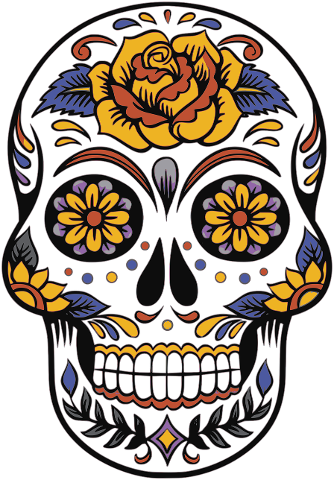 skull-day-of-the-dead-death-mexican-2028286