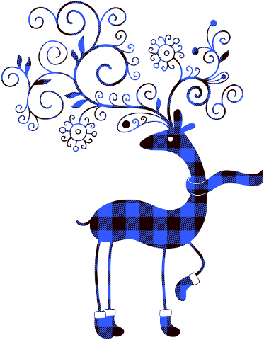 buffalo-plaid-deer-deer-holiday-4600811