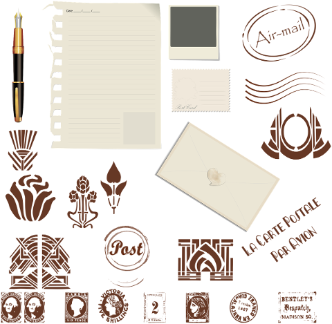 vintage-stationery-pen-art-deco-4774243