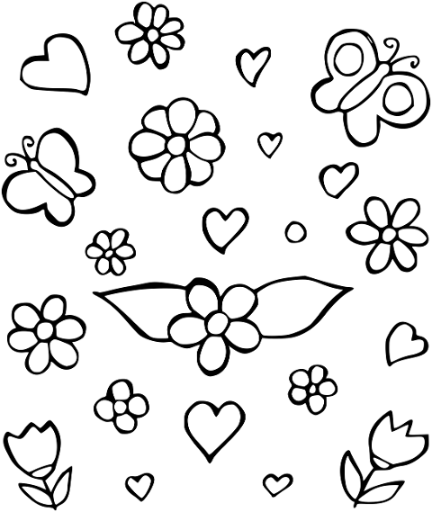 butterfly-flower-heart-sweetheart-6131791