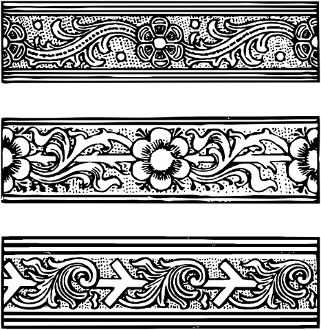 vintage-decor-border-floral-flower-4932985