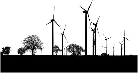 wind-turbines-trees-silhouette-4723817