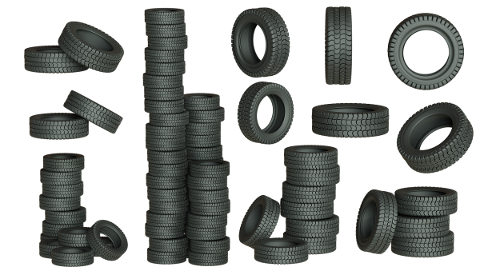 mature-rubber-tyre-stack-auto-tires-4902673