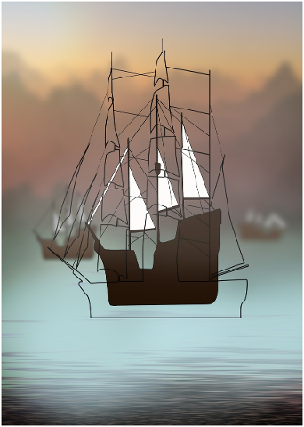 art-water-ship-ghost-mar-5019181