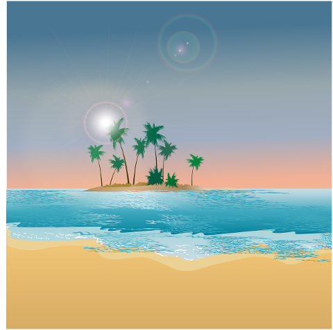 beach-sea-palm-trees-sand-island-4567932