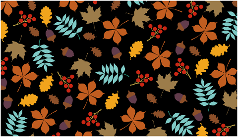 autumn-leaves-pattern-5569464