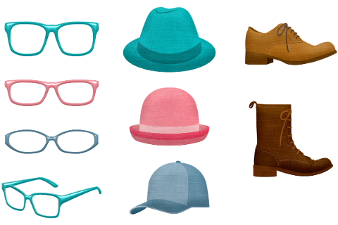 accessories-hats-shoes-glasses-4918292