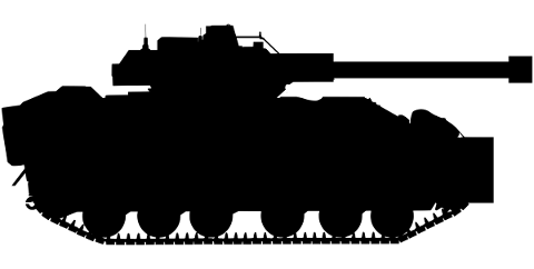 tank-weapon-silhouette-military-5376792