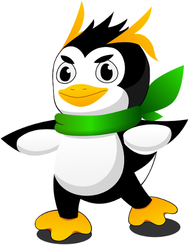 penguin-cartoon-mascot-linux-4671002