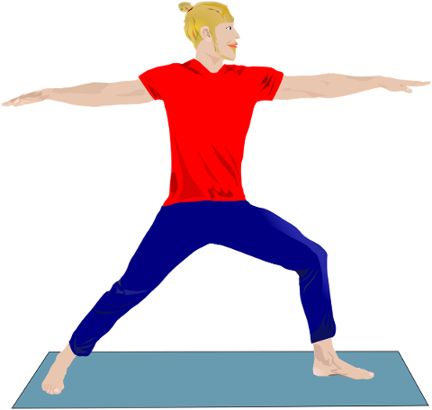yoga-warrior-pose-attitude-man-4749837