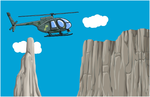 helicopter-mountain-chopper-4421715