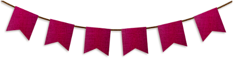 bunting-banner-burgundy-red-4900951