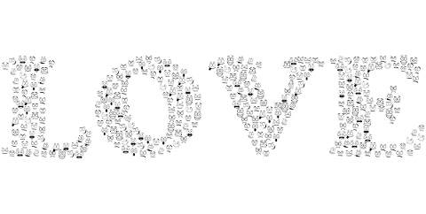 love-emoticon-emoji-typography-5161174