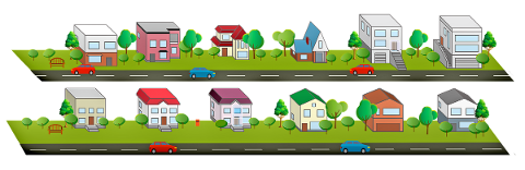 houses-clipart-road-trees-4918284