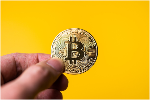 bitcoin-coin-golden-coin-4317828