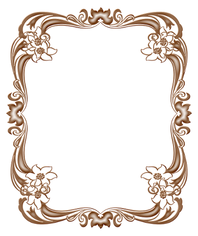 art-nouveau-frame-copper-frame-4774266