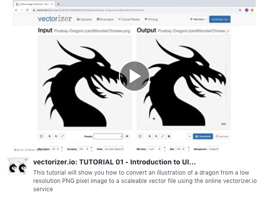 Video Tutorial 01 on YouTube